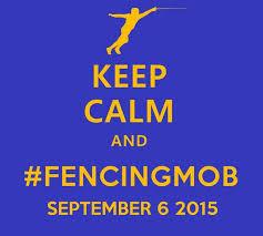#Fencingmob 2015 Zagreb